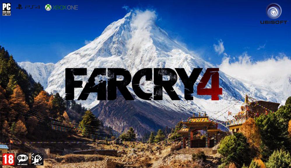 Far Cry 4 Hd Wallpaper