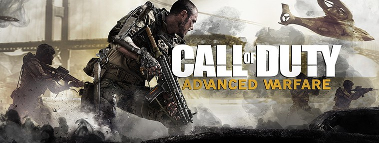 Call of Duty Advanced Warfare faceook cover