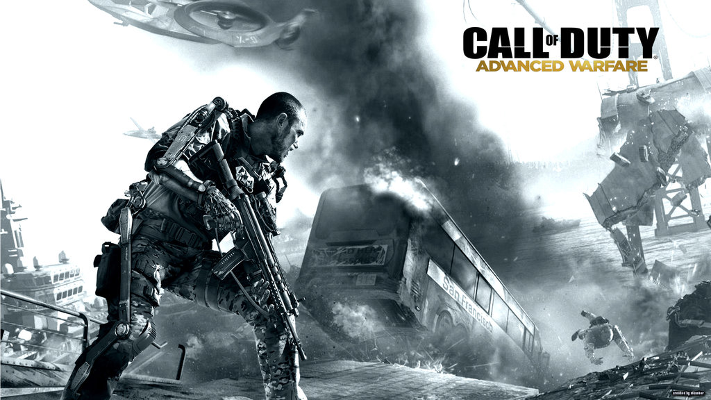 Call of duty Advanced warfare Wallpaper 1080p