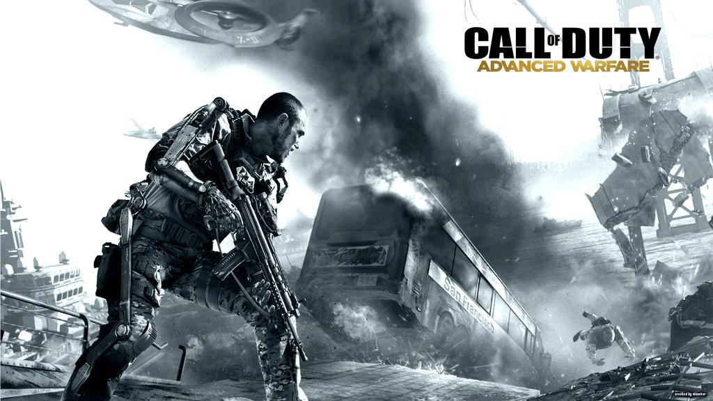 Call of duty Advanced warfare Wallpaper 1080p