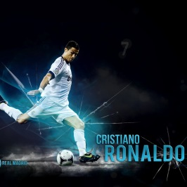 Cristiano Ronaldo Wallpaper Collection Pack 1