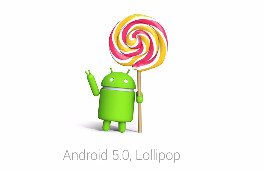 Android Lollipop Wallpaper