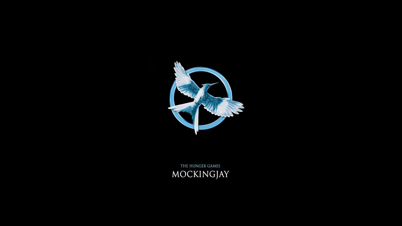 The Hunger Games Mockingjay HD wallpaper