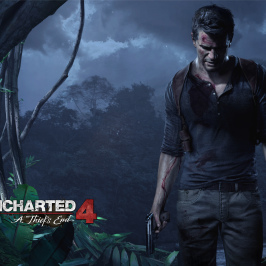 Uncharted 4 Wallpaper