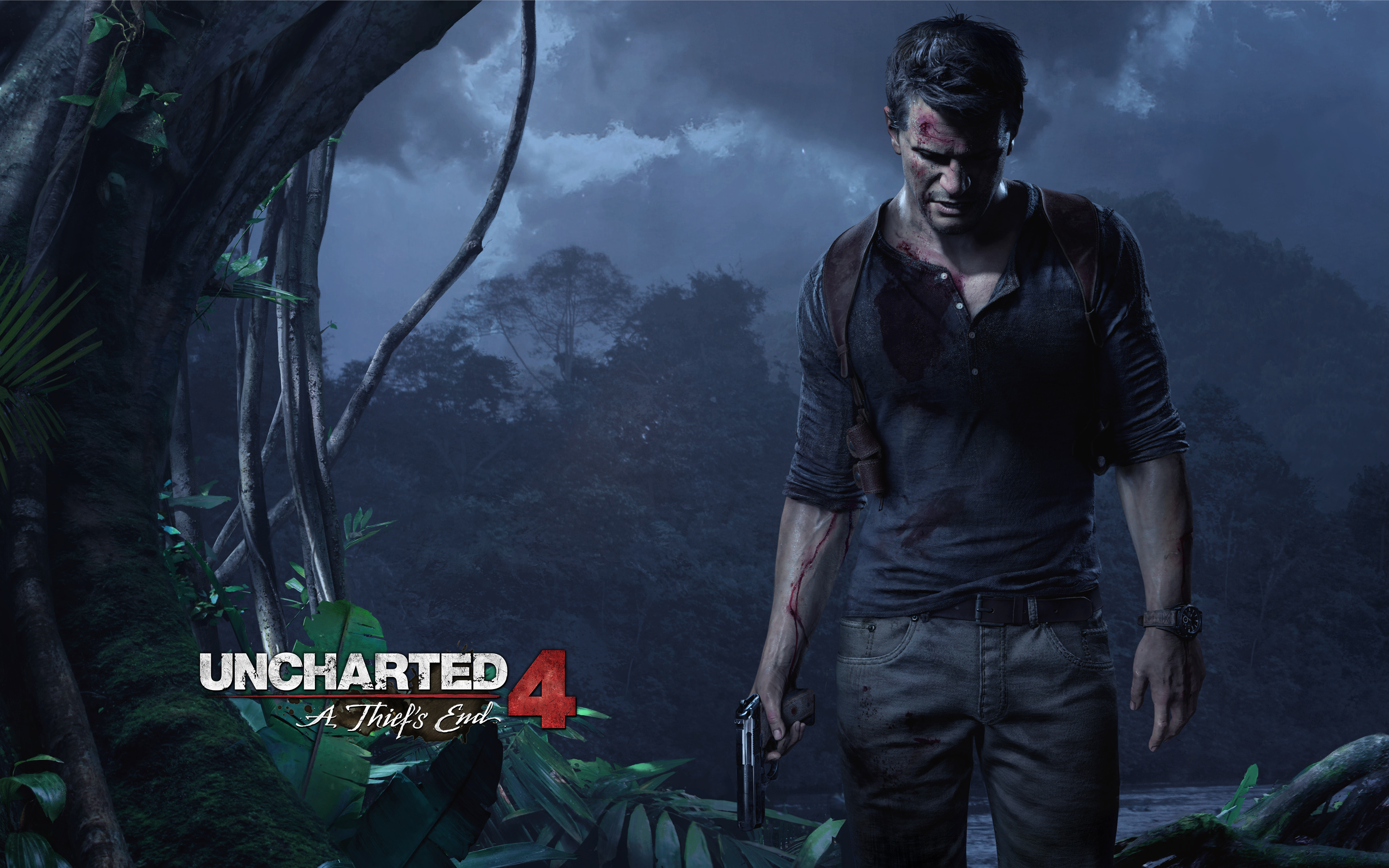 Uncharted 4 Wallpaper HD