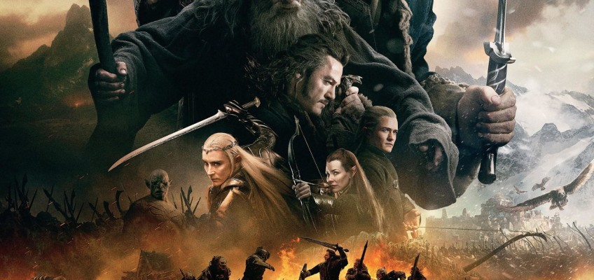 The Hobbit The Battle of the Five Armies wallpaper
