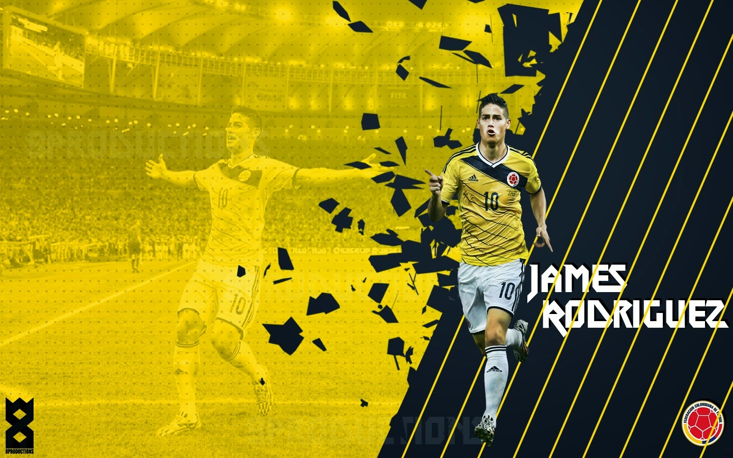James Rodriguez Wallpaper HD