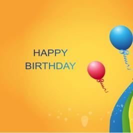 15 Happy birthday wallpaper HD