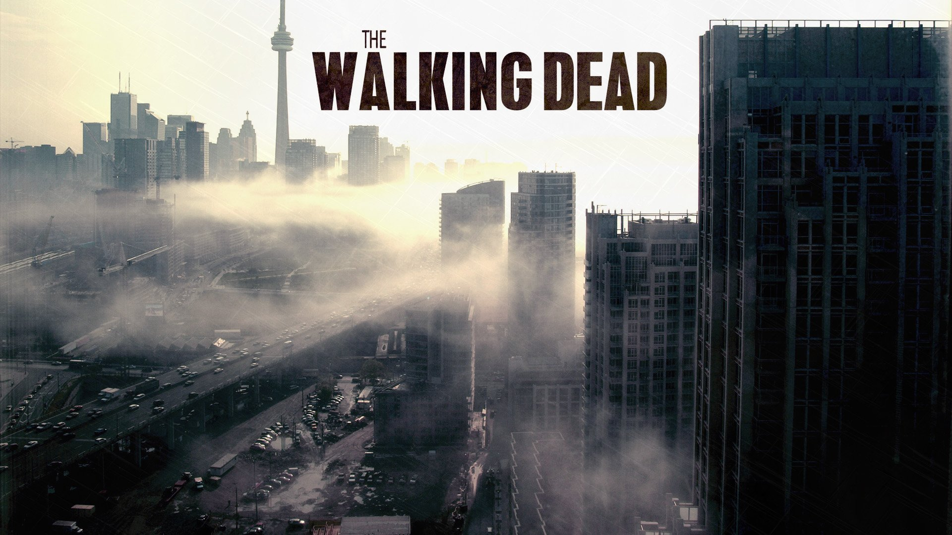The Walking Dead Wallpaper