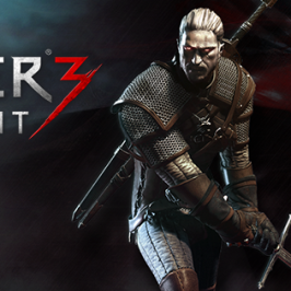 The Witcher Facebook Cover Photo