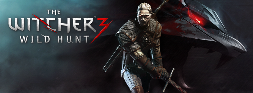 The Witcher 3 Facebook Cover Photo