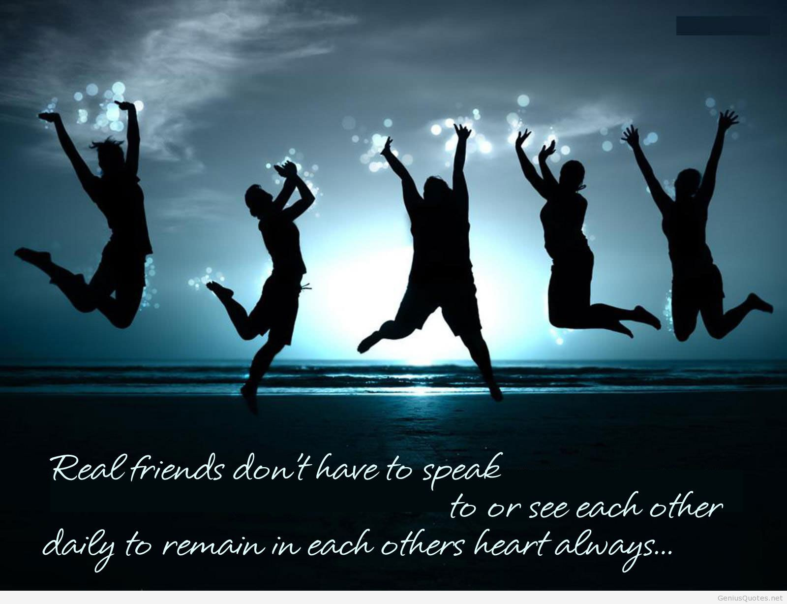 Friends quote image